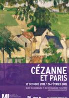 affiche Cézanne