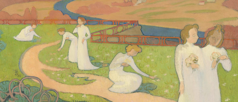 Maurice Denis Avril, 1892, Otterlo, Rijksmuseum Kröllermüller