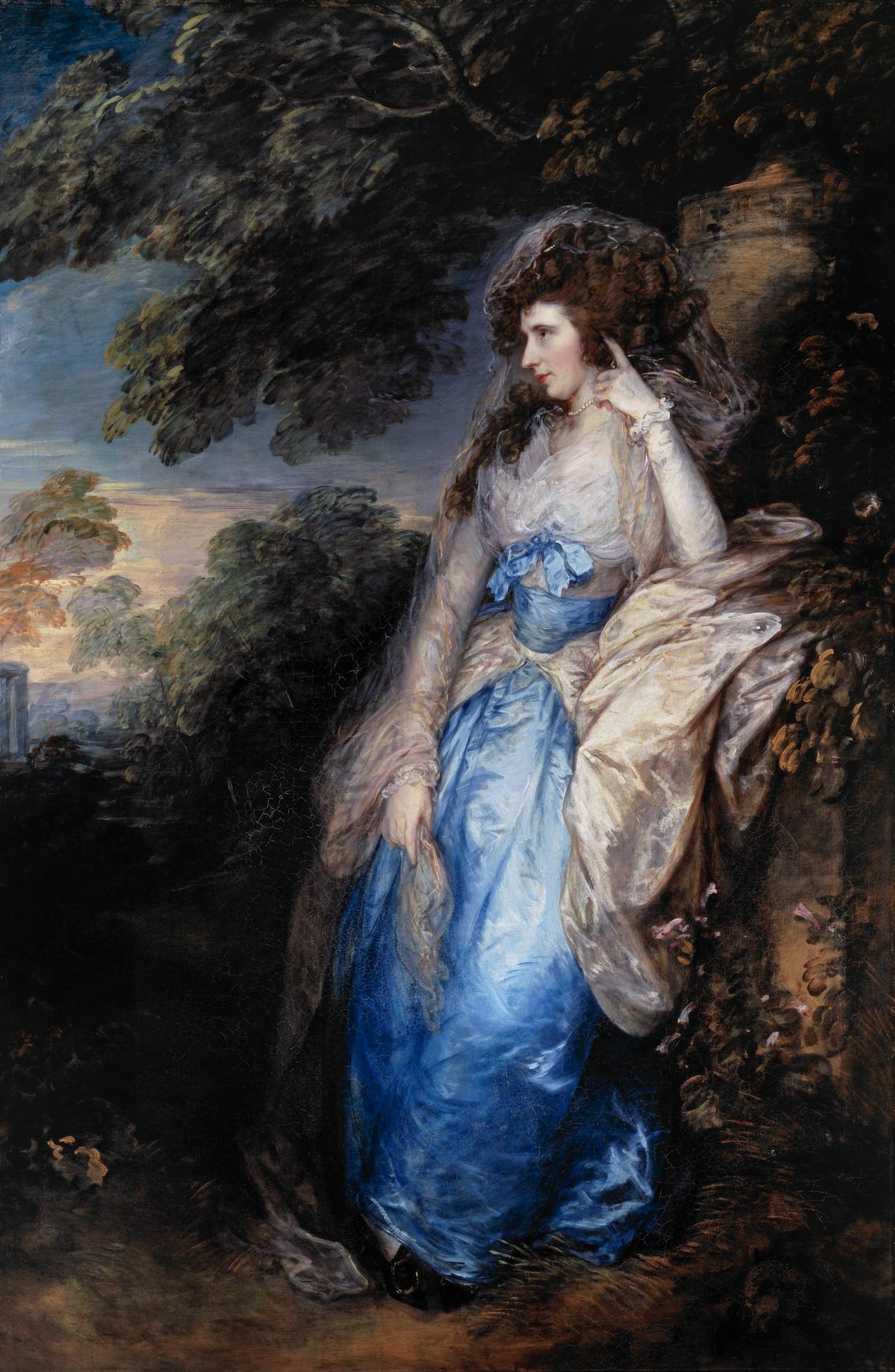 L'âge d'or de la peinture anglaise (Reynolds, Gainsborough, Turner…) au Musée du Luxembourg Capture_decran_2019-04-03_a_16.55.33
