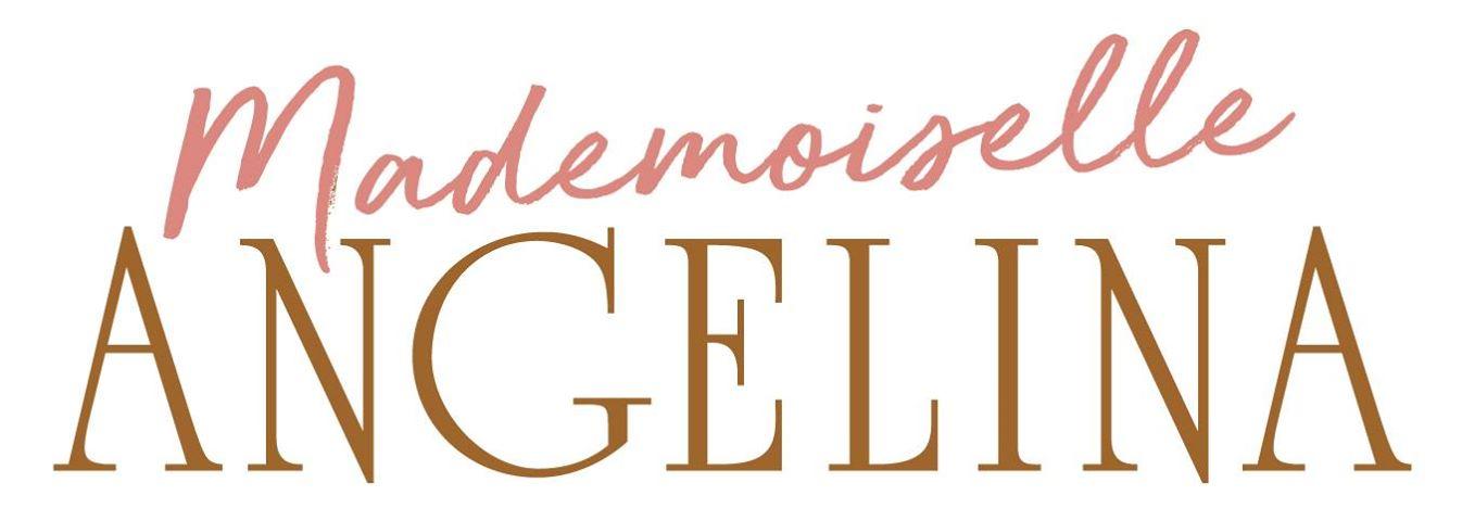 Logo Mademoiselle Angelina