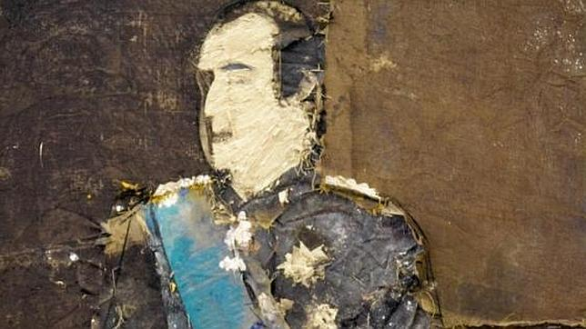 Juan-Carlos 1er d'Espagne – Manolo Valdes © Ayuntamiento de Madrid DR © ADAGP