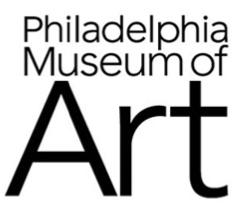 logo philadelphia museum of art