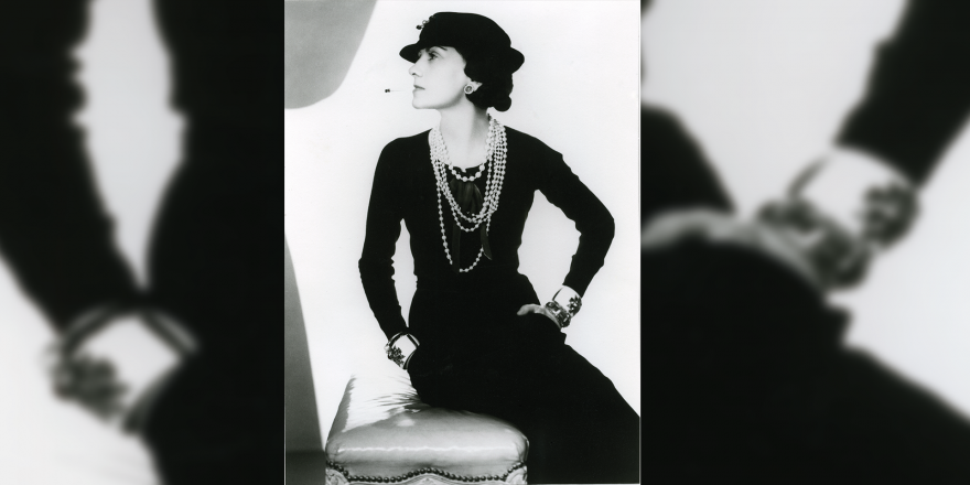 Man Ray, Coco Chanel, 1935