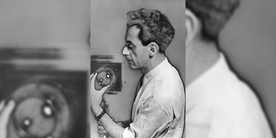 Autoportrait Man Ray