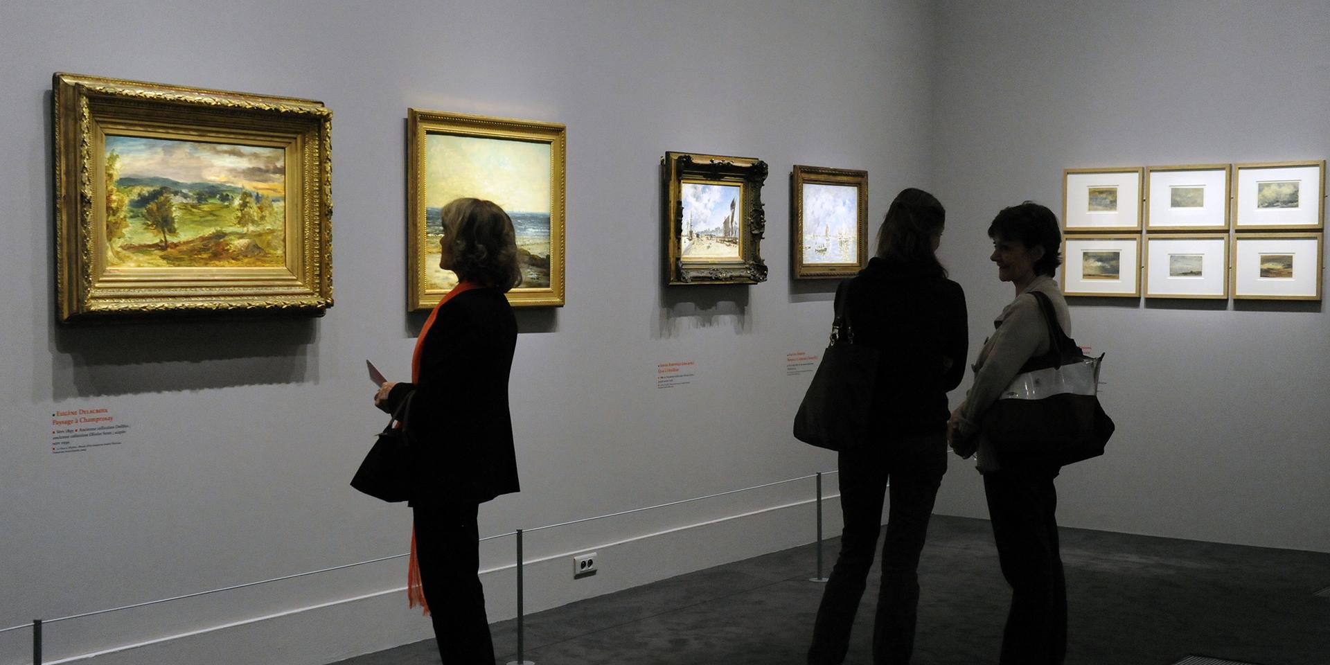 exposition au Musée du Luxembourg